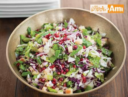 Crunch and Color Salad