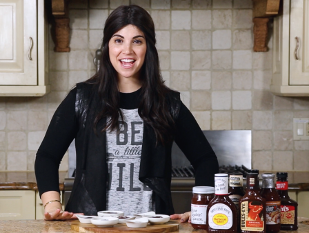 The Blind BBQ Sauce Test with Danielle Renov