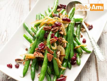 Exotic Green Bean Salad
