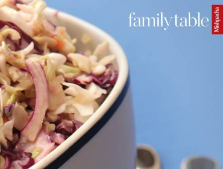 Sweet and Tangy Slaw