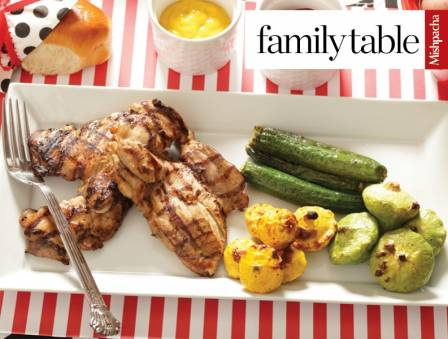 Rare Group Marinated Grilled Chicken