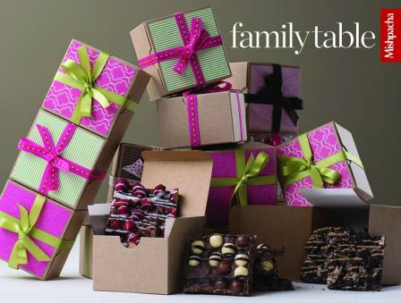 Loaded Chocolate Bark in Gift Boxes