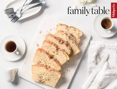 Dairy French Coffee Cake