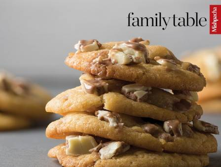 Dairy Chocolate Chip Cookies