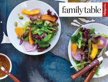 Caramelized Pumpkin Salad