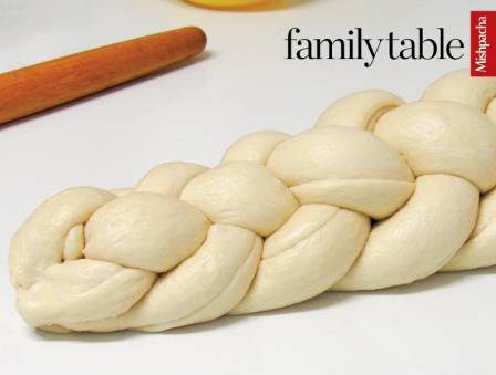 Incredible Challah Dough
