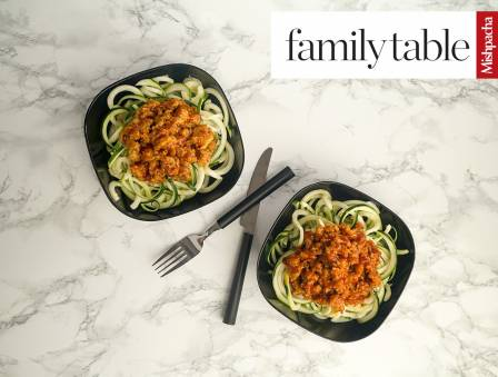 Turkey and Zoodles