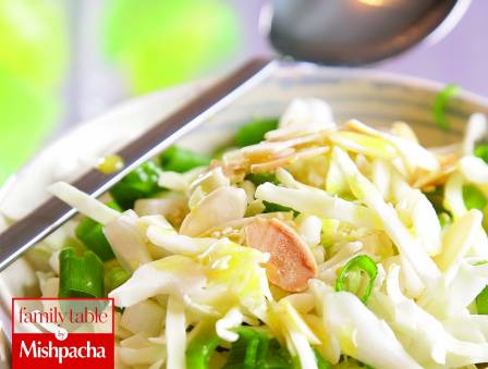 Crunch with Cabbage Salad