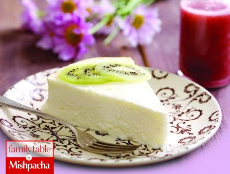 Pesach Cheesecake