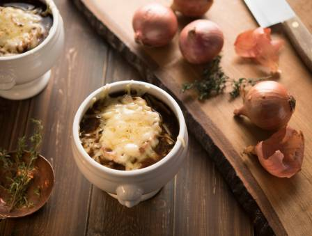 Heavenly French Onion Soup