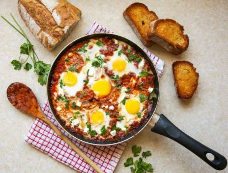Robust Shakshuka