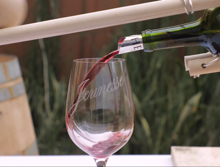 There's No Wrong Way to Pour Wine