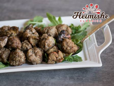 Liver and Meatballs