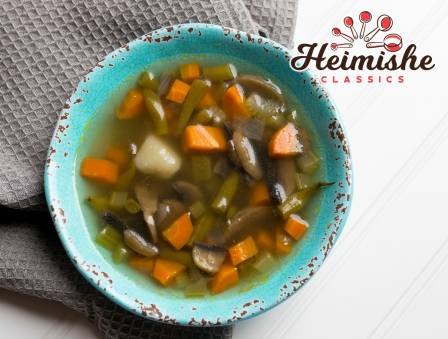 Milchige Vegetable Soup