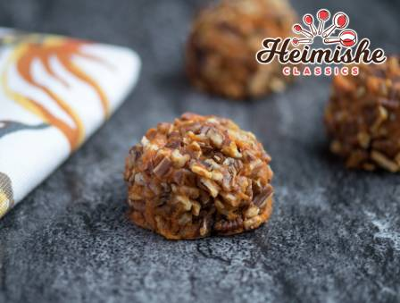 Nutty Sweet Potato Balls