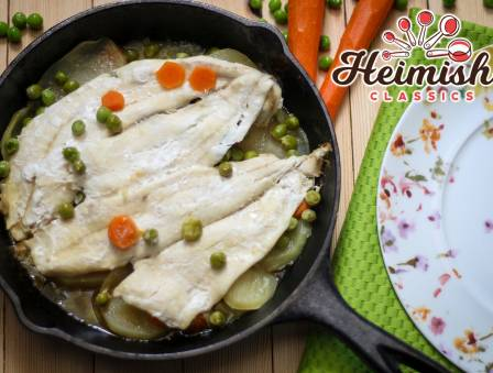 One-Pot Fish Meal
