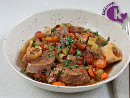 Chef It Up: Osso Buco
