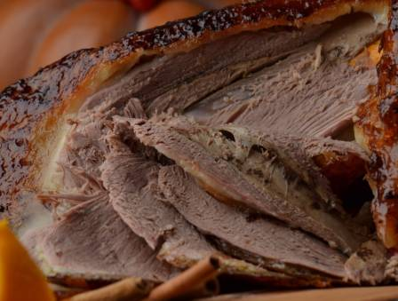 Oven-Roasted Beef Brisket