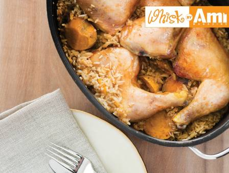 Quick One-Pot Chicken and Rice