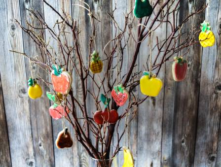 Cookie Trees are Your New Favorite Tu B'shevat Centerpiece!