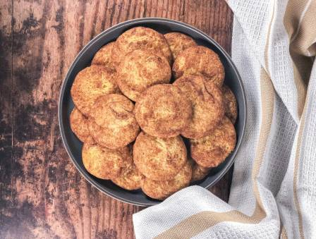 Real Snickerdoodles