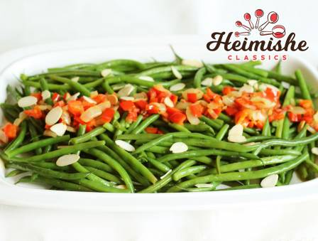 String Bean Almondine