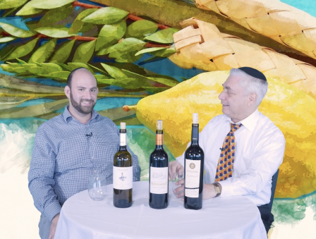 The Best Wines to Enjoy in the Sukkah