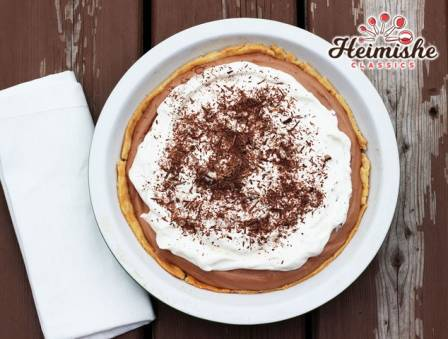 Tempting Chocolate Cream Pie