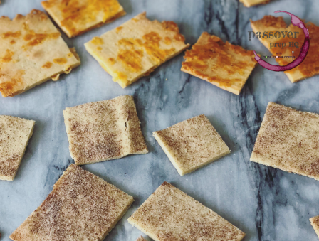 Cinnamon/Chocolate Graham Crackers