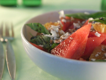 Unforgettable Watermelon Feta Salad You Need to Make This Summer