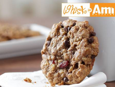 Whole Grain Craisin Chip Cookie