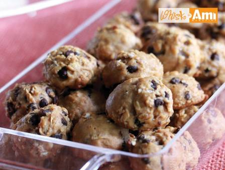 World's Best Protein Oatmeal Cookies