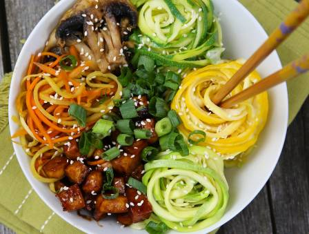 The (Almost) Vegan Recipes Your Favorite Foodies Can't Live Without