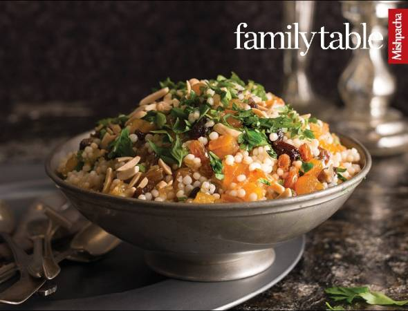 Moroccan-Style Couscous