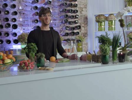 Beautiful and Easy Cocktails, Appetizers and Entrees with Heshy Jay