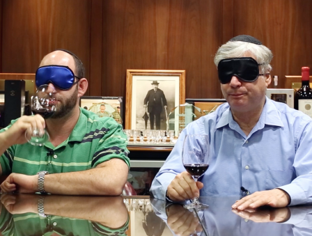Can These Experts Identify Wines While Blindfolded?