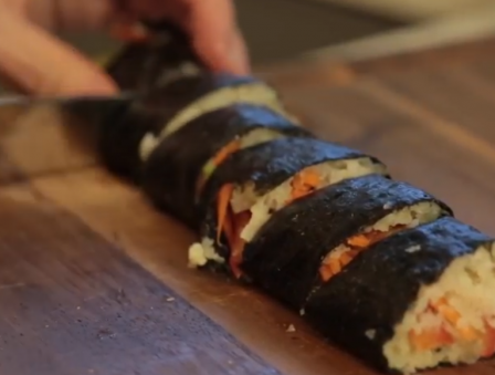 Secrets of Skinny Cooking: (Almost) No-Cal Sushi
