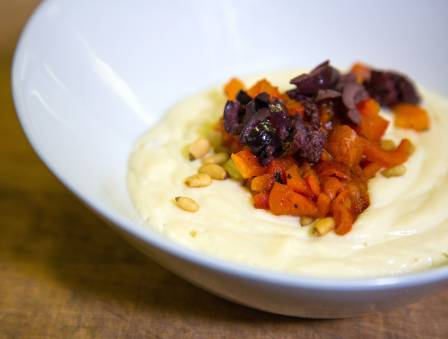 Restaurant Style Cauliflower Puree