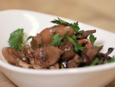 The Smoked Mushroom​ Sauce You Can Make at Home